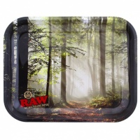 RAW Forest Rolling Tray Medium