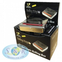 Rolling King Automatic Rolling Box Plain
