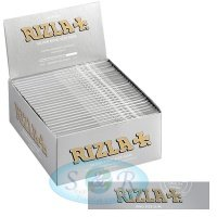 Rizla Silver King Size Slim Rolling Papers