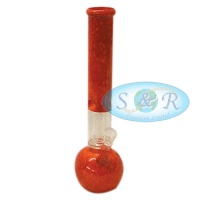 15 Inch Percolator Marble Colours Glass Waterpipe Bong