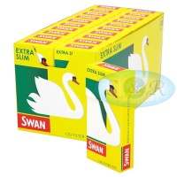 Swan Extra Slim Filter Tips