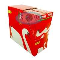 Swan Red King Size Slim Rolling Papers