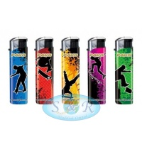 Pako Skateboard Electronic Refillable Lighters