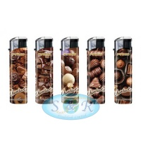 Pako Chocolate Electronic Refillable Lighters