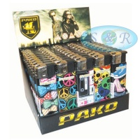 Pako Urban Electronic Refillable Lighters