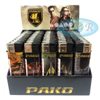 Pako Instruments Electronic Refillable Lighters