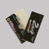 Zero King Size Slim Transparent Rolling Papers