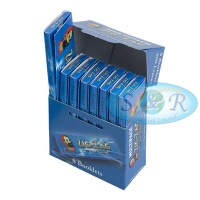 Zig-Zag Blue Regular Multipack Rolling Papers