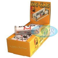 Zig-Zag Regular 70mm Acrylic Rolling Machine