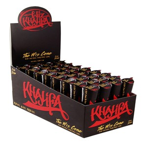 Wiz Khalifa 1 1/4 Pre Rolled Cones - 6 Pack
